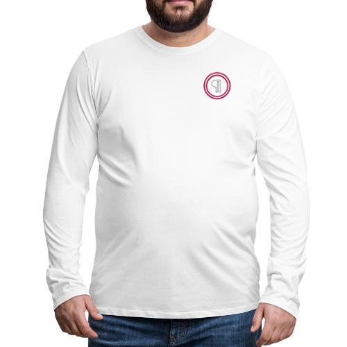 Second Gen - Premium langermet T-skjorte for menn