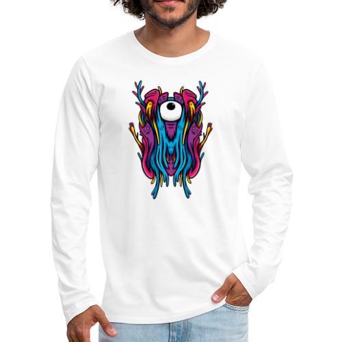 Look Up - Men's Premium Longsleeve Shirt