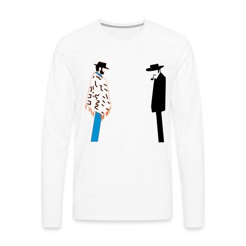Bad - T-shirt manches longues Premium Homme