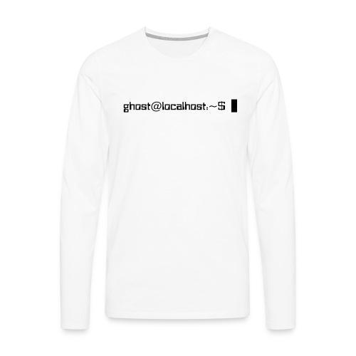 Ghost in the Shell - Men's Premium Longsleeve Shirt