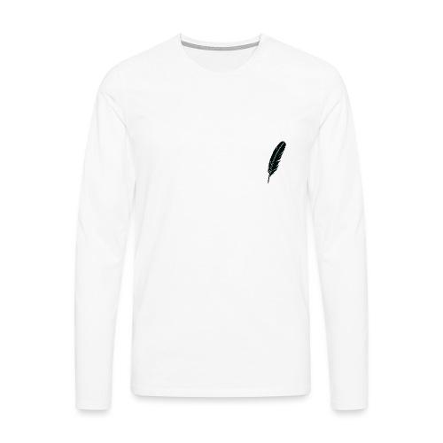 Plume Jug - T-shirt manches longues Premium Homme