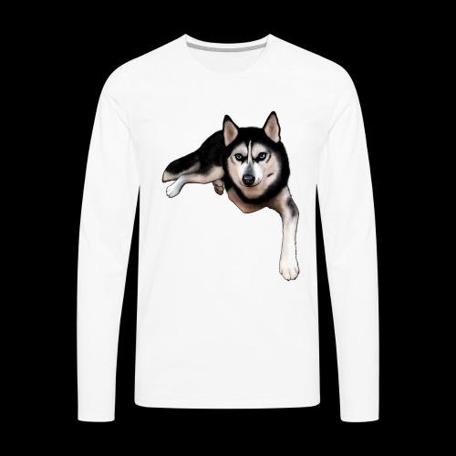 Husky - Men's Premium Longsleeve Shirt