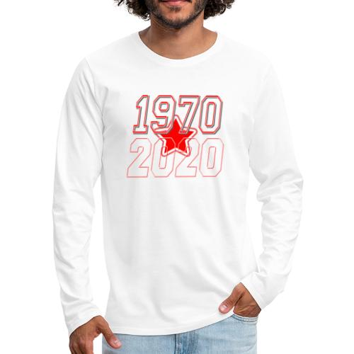 xts0371 - T-shirt manches longues Premium Homme