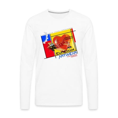 Childhood Heroes - Men's Premium Longsleeve Shirt