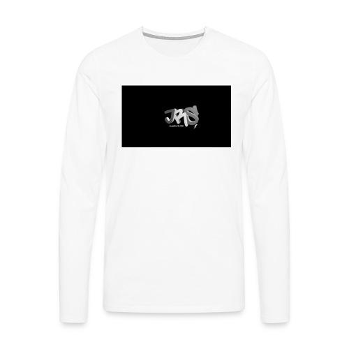 JeuneRockStars - T-shirt manches longues Premium Homme