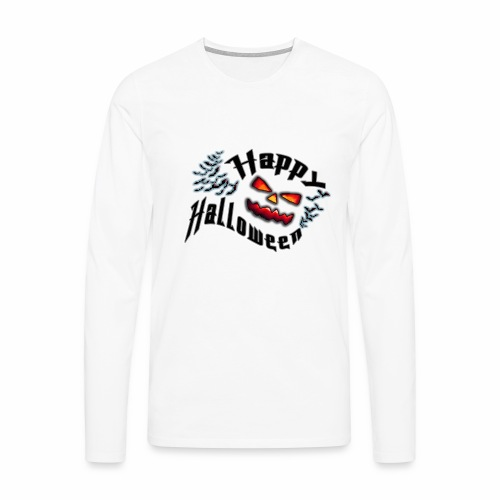 Halloween tee-shirt Homme T-shirt Premium Homme - T-shirt manches longues Premium Homme