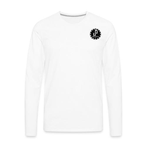 Logo Circle type 1 png - Men's Premium Longsleeve Shirt
