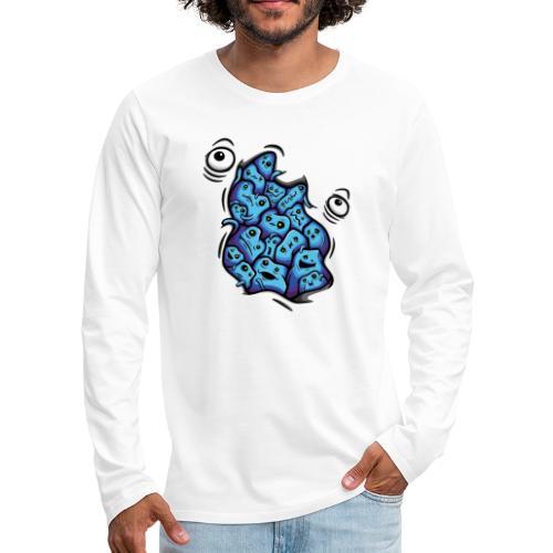 Getting Outside - Men's Premium Longsleeve Shirt
