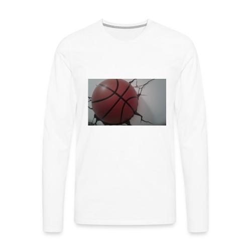 Softer Kevin K - Långärmad premium-T-shirt herr