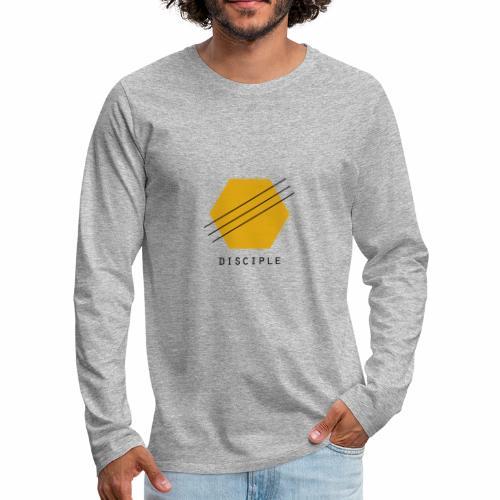 Disciple - Men's Premium Longsleeve Shirt