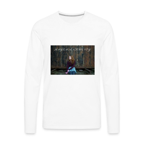 Kayla Anthoney Personal - Männer Premium Langarmshirt