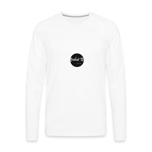 BatzdiTV -Premium round Merch - Männer Premium Langarmshirt