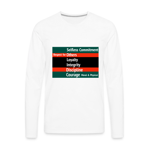 S.O.L.I.D.C. - Men's Premium Longsleeve Shirt