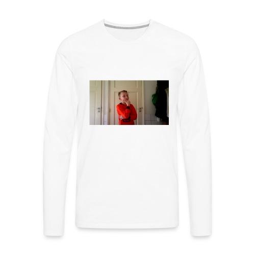 generation hoedie kids - Mannen Premium shirt met lange mouwen