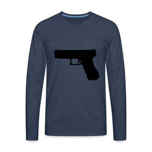 The Glock 2.0 - Men's Premium Longsleeve Shirt