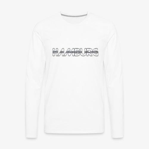Metalkid Hamburg - Männer Premium Langarmshirt