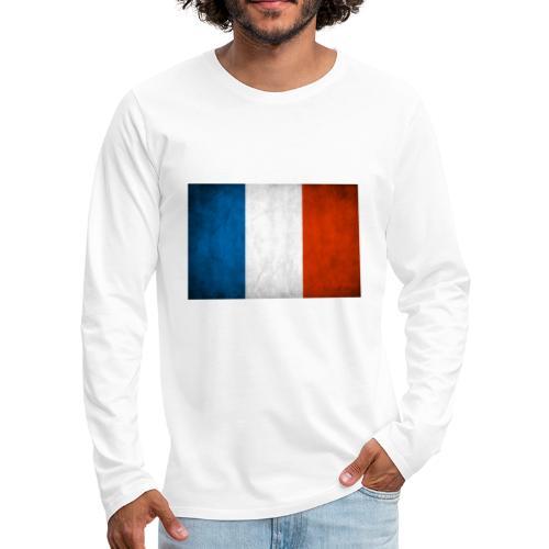 FRANCE - T-shirt manches longues Premium Homme