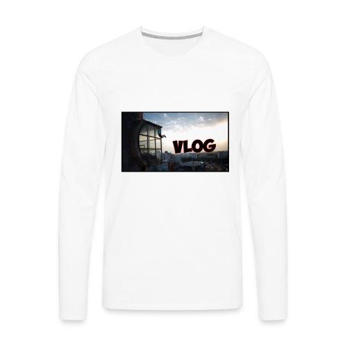 Vlog - Men's Premium Longsleeve Shirt