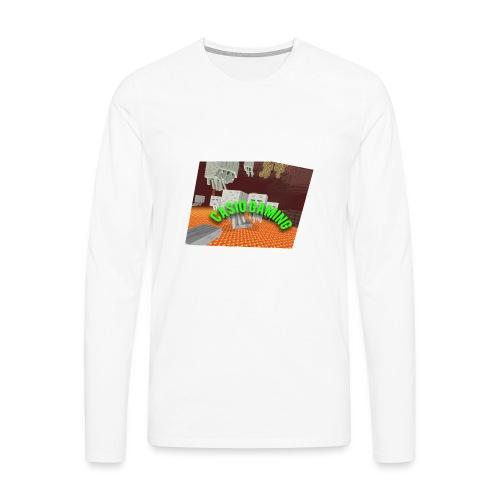 Logopit 1513697297360 - Mannen Premium shirt met lange mouwen