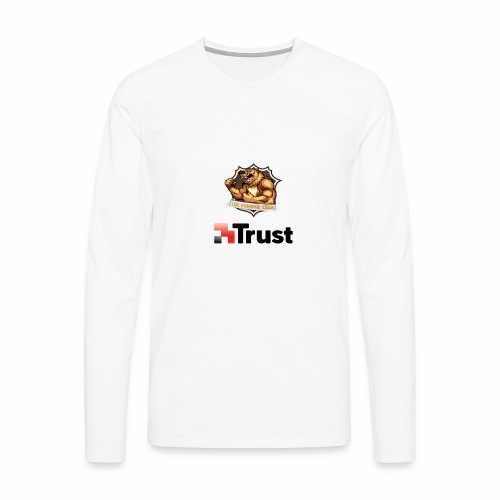 Prodotti Ufficiali con Sponsor della Crew! - Maglietta Premium a manica lunga da uomo