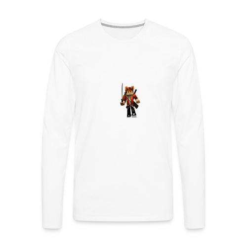 Alexhill2233 Minecraft - Men's Premium Longsleeve Shirt
