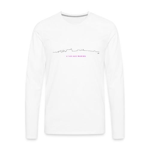 aLIX aNNIV - T-shirt manches longues Premium Homme
