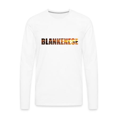 Blankenese Hamburg - Männer Premium Langarmshirt