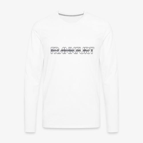 Metalkid Frankfurt - Männer Premium Langarmshirt