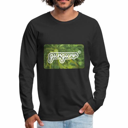Poison Pigeon - Männer Premium Langarmshirt