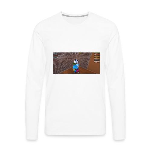 panda time - Men's Premium Longsleeve Shirt