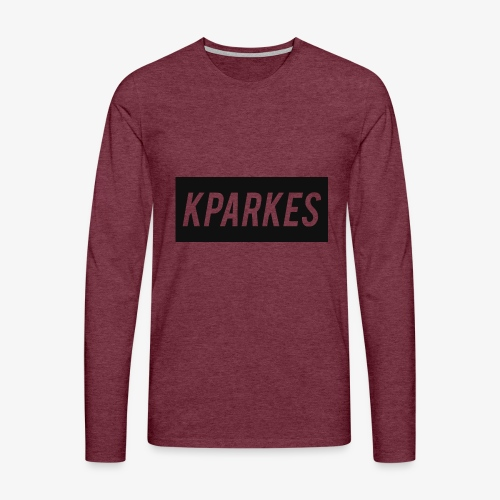 KPARKES Design - Men's Premium Longsleeve Shirt