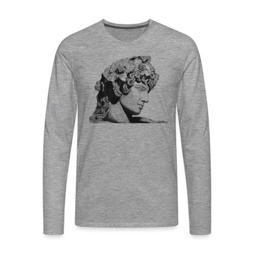 DIEU GREC - T-shirt manches longues Premium Homme
