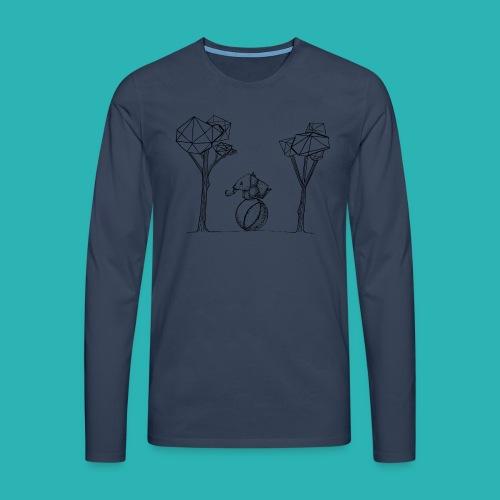 Rotolare_o_capitombolare-01-png - Maglietta Premium a manica lunga da uomo