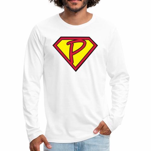 superp 2 - Männer Premium Langarmshirt