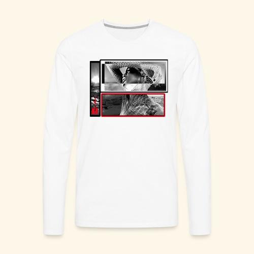 final1b break - T-shirt manches longues Premium Homme