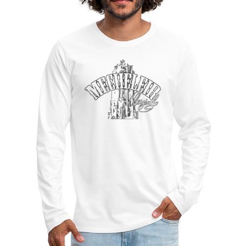 Mecheleir Original - Mannen Premium shirt met lange mouwen