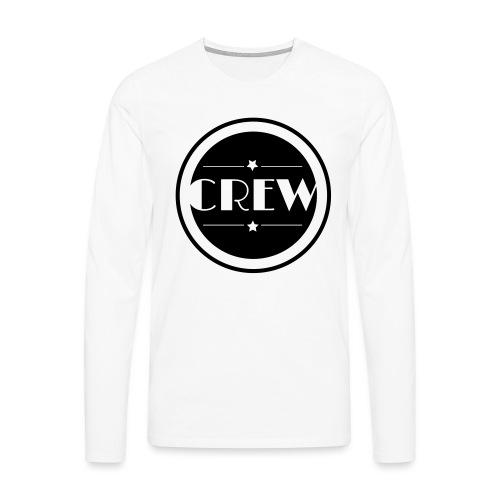 CREW - Männer Premium Langarmshirt