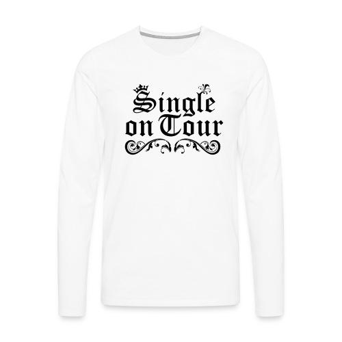 Single on Tour - Männer Premium Langarmshirt
