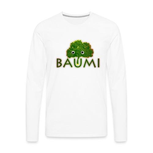 Baumi - Männer Premium Langarmshirt