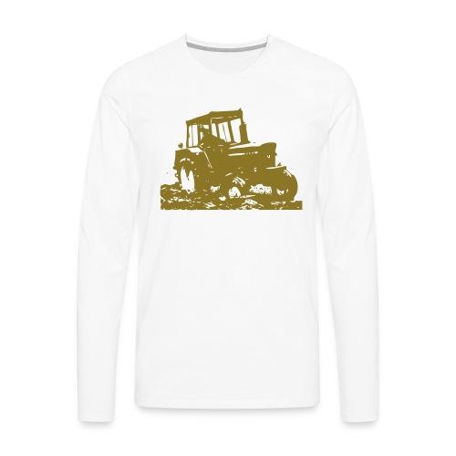 JD3130 - Men's Premium Longsleeve Shirt