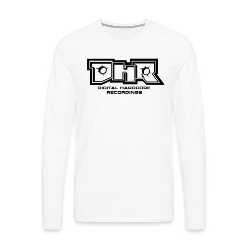 DHR - classic shirt - Männer Premium Langarmshirt