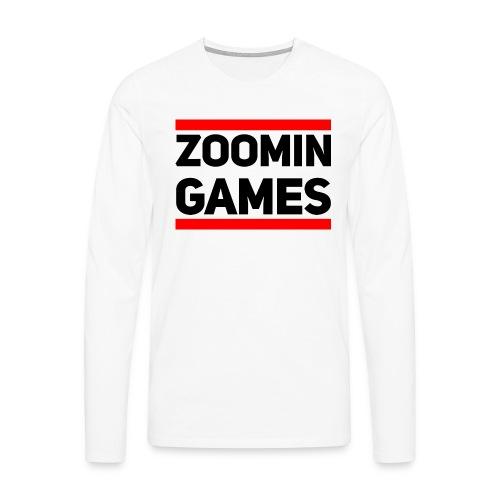 9815 2CRUN ZG - Men's Premium Longsleeve Shirt