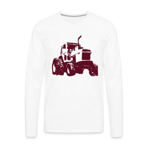 Case1 - Men's Premium Longsleeve Shirt
