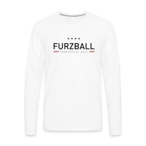 Furzball - Männer Premium Langarmshirt