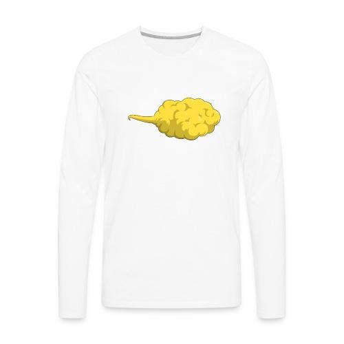 Nuage magique - T-shirt manches longues Premium Homme