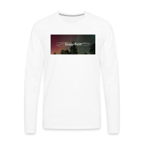 dangy_tru - Mannen Premium shirt met lange mouwen