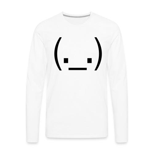 EGGHEAD - Men's Premium Longsleeve Shirt