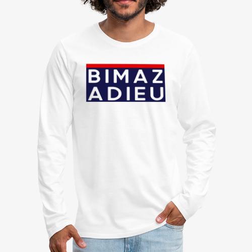 BIMAZ - Bester Innenminsiter Aller Zeiten - Männer Premium Langarmshirt