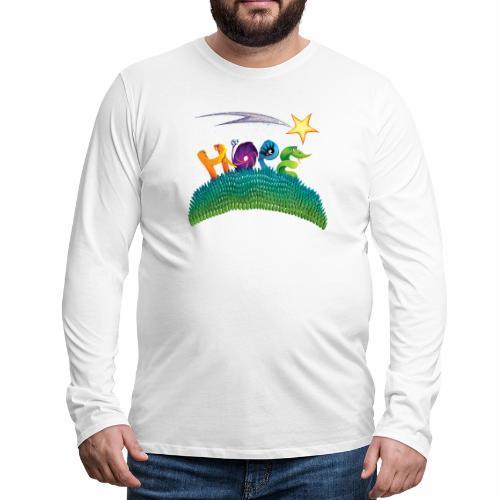 Hope - Men's Premium Longsleeve Shirt