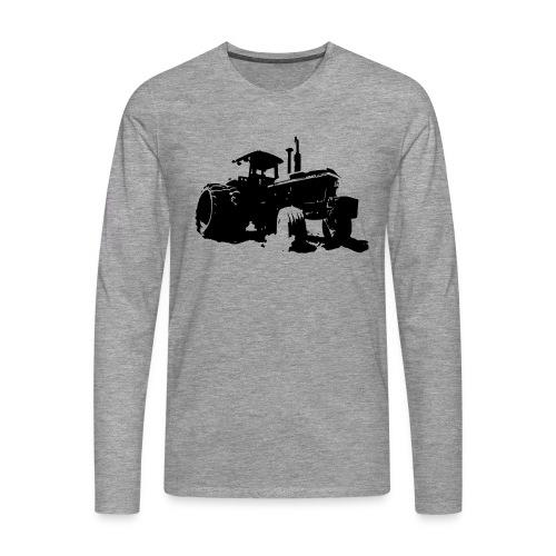 JD4840 - Men's Premium Longsleeve Shirt